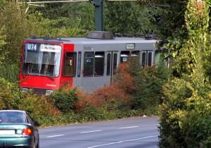 Die Rheinbahn ist auf einem guten Weg