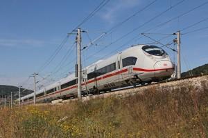 ICE der Baureihe 407 (Velaro D) - Quelle: DB AG