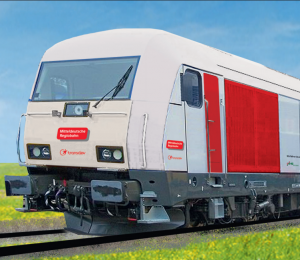 Siemens Eurorunner