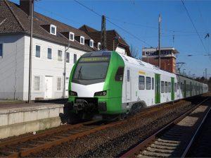 Stadler FLIRT im S-Bahndesign